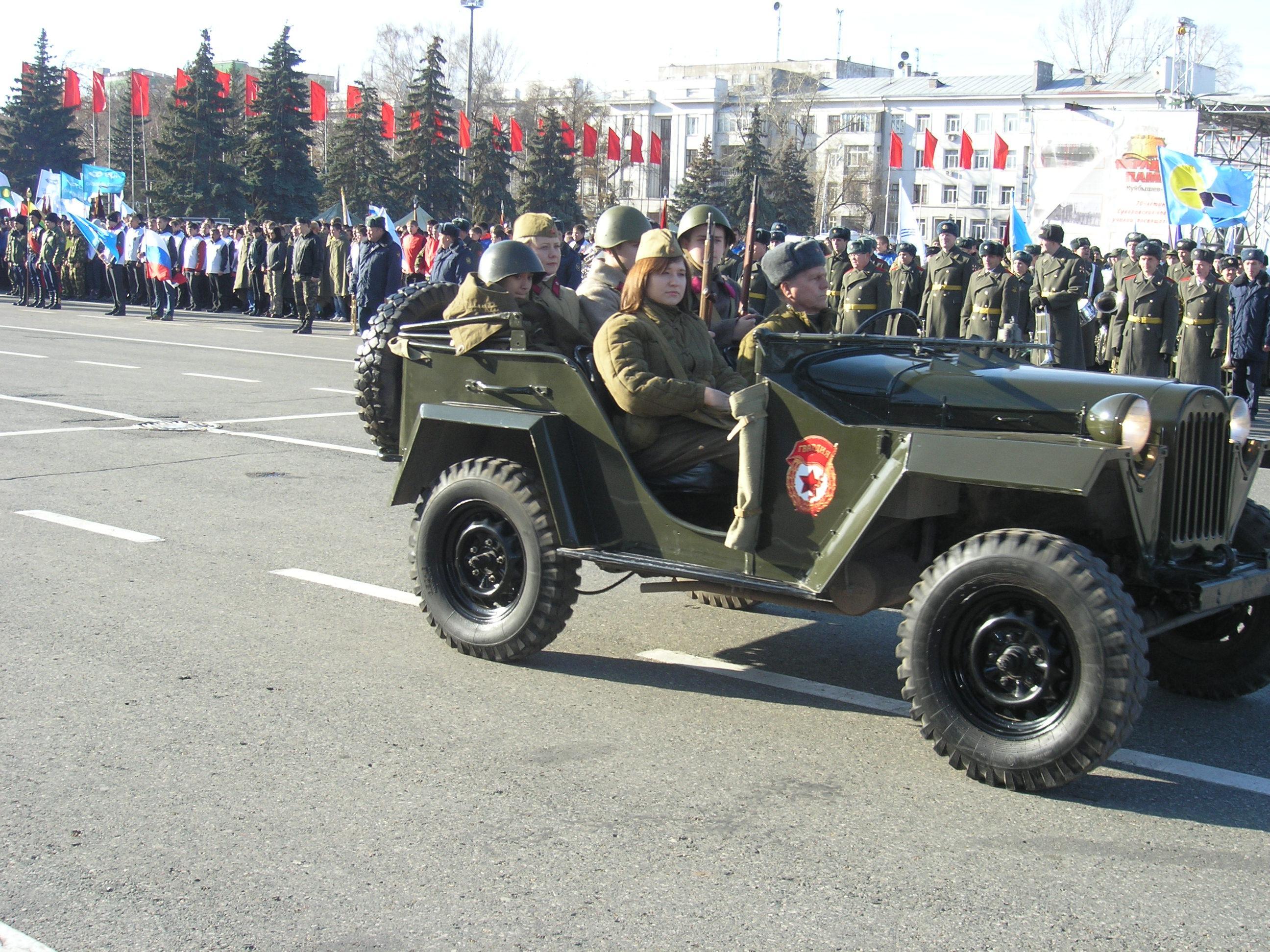 Тольяттинских участников Парада Памяти станет больше